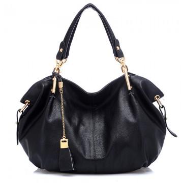2017 New Genuine Leather Women Handbags Ladies Purse Bolsa Feminina Large Shoulder Crossbody Tote Bags Women Messenger Bag32820349920
