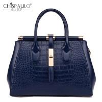 2018 High Quality Embossed Genuine Leather Women Shoulder Bags Famous Brand Luxury Handbags Women Bags Designer Ladies Bag sac